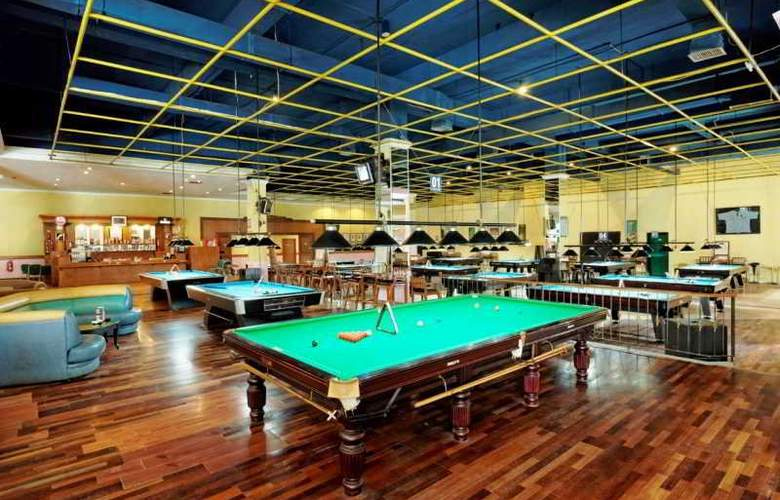 Kuta Station Hotel & Spa Bali - Sport - 13