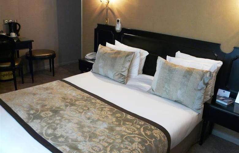 Best Western Hotel Victor Hugo - Room - 16