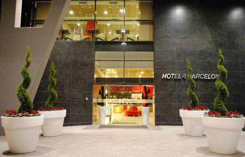Best 4 Barcelona - Hotel - 0