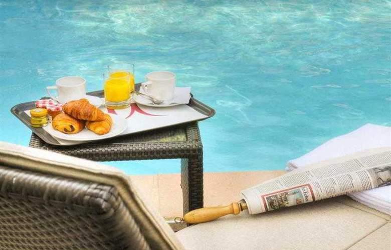 Mercure Antibes Sophia Antipolis - Hotel - 10