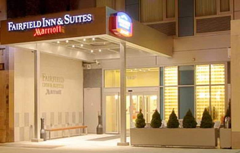 Fairfield Inn & Suites NY Manhattan/ Fifth Avenue - Hotel - 0
