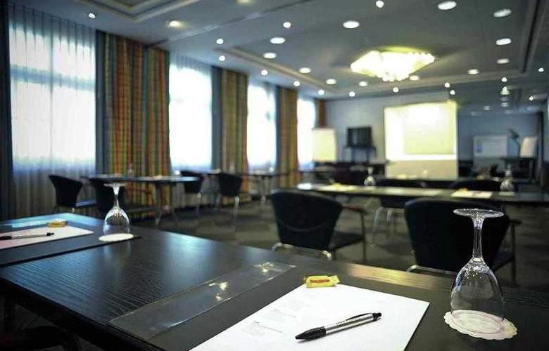Pullman Basel Europe - Hotel - 9