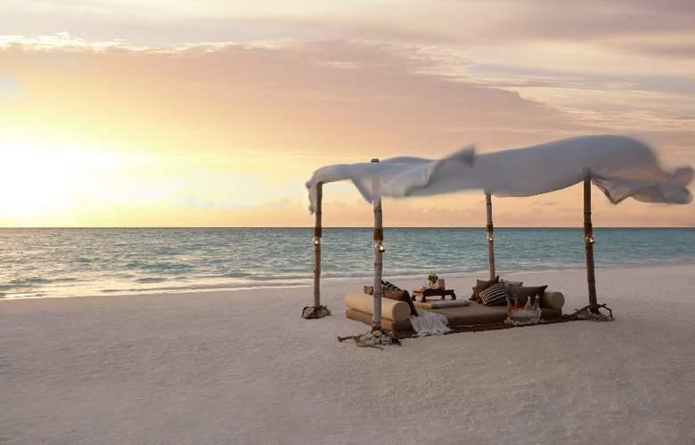 Shangri-La´s Villingili Resort and Spa - Beach - 6