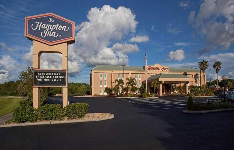 Hampton Inn Port Charlotte - Hotel - 3