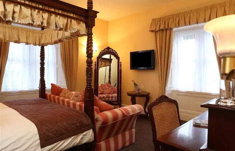 Best Western Dryfesdale - Hotel - 137