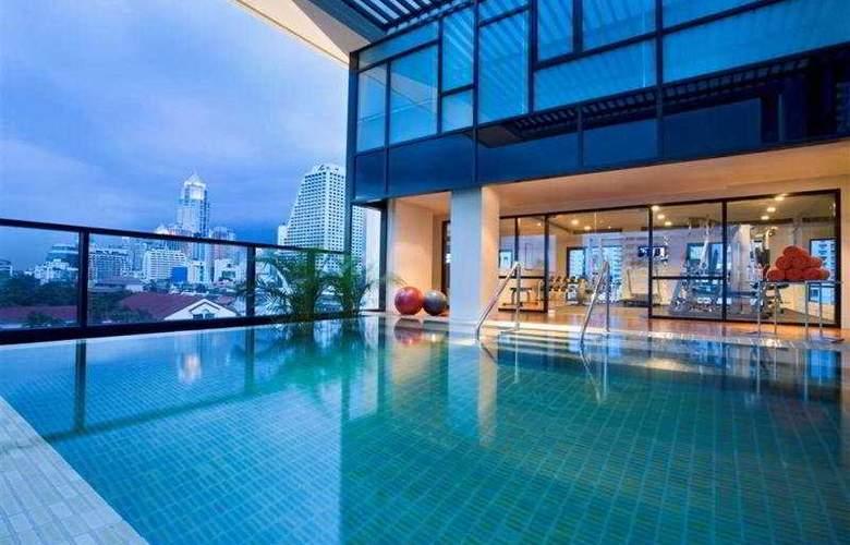 Citadines Sukhumvit 8 Bangkok - Pool - 0