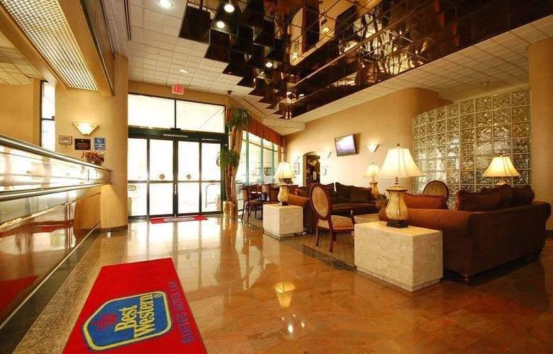 Best Western Plus Suites Hotel - General - 36