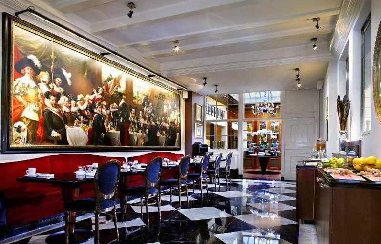 Pulitzer - Restaurant - 35