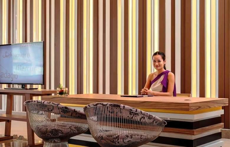 Grand Mercure Phuket Patong - Hotel - 43