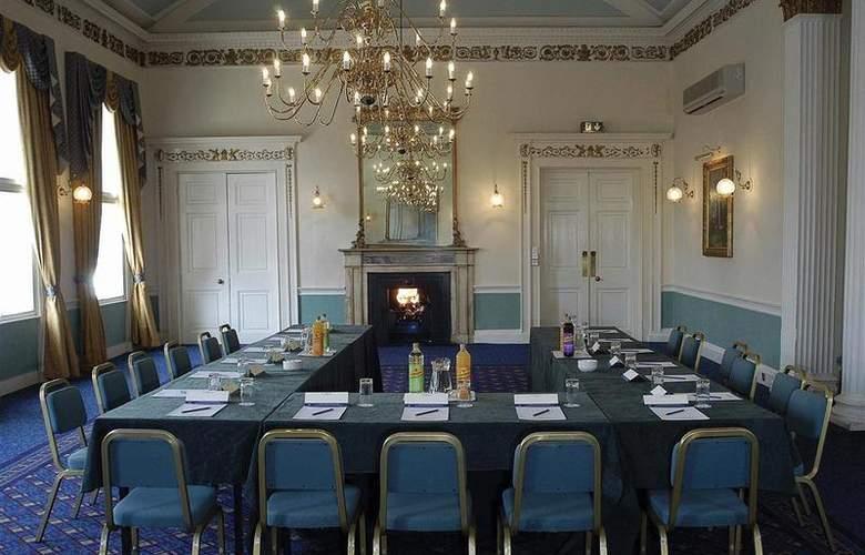 Best Western George Hotel Lichfield - Conference - 118