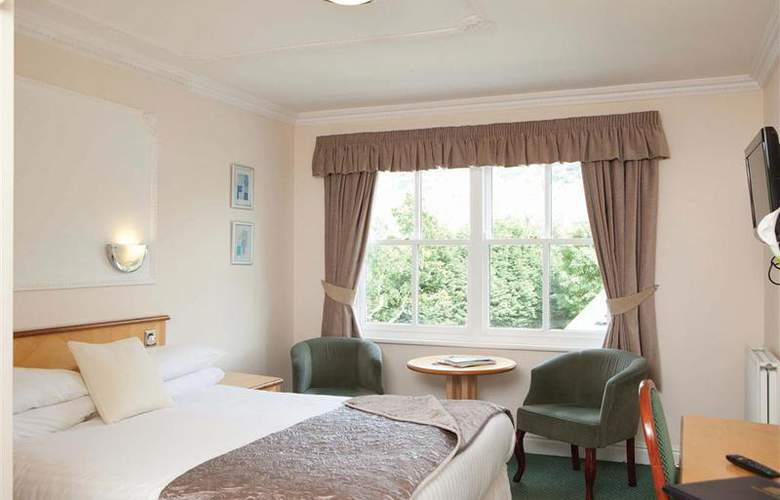 Best Western Glenridding - Room - 2