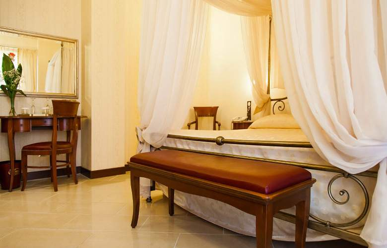 Diamond Resorts Naxos Taormina - Room - 12