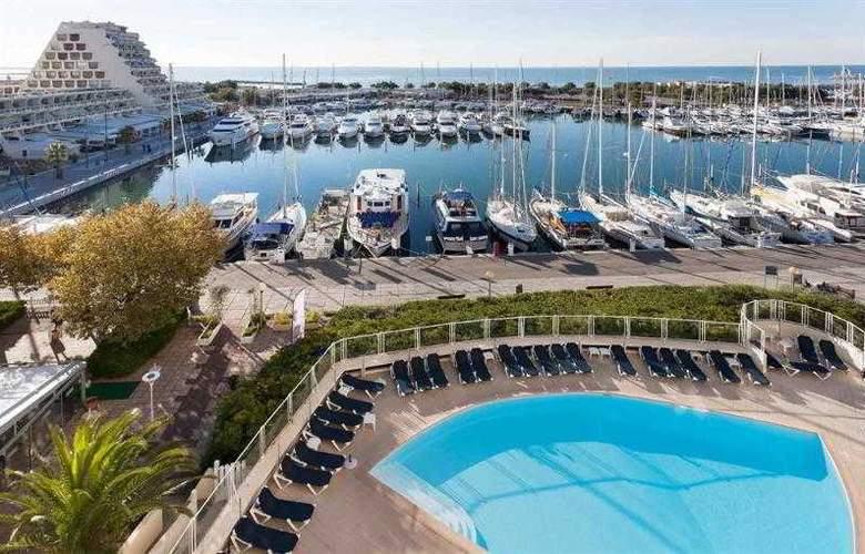 Mercure La Grande Motte Port - Hotel - 13