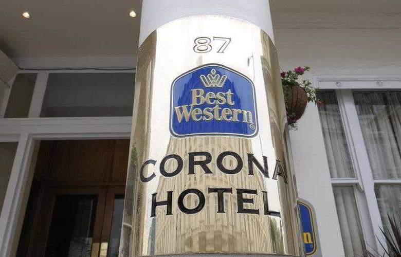 Best Western Corona - Hotel - 16