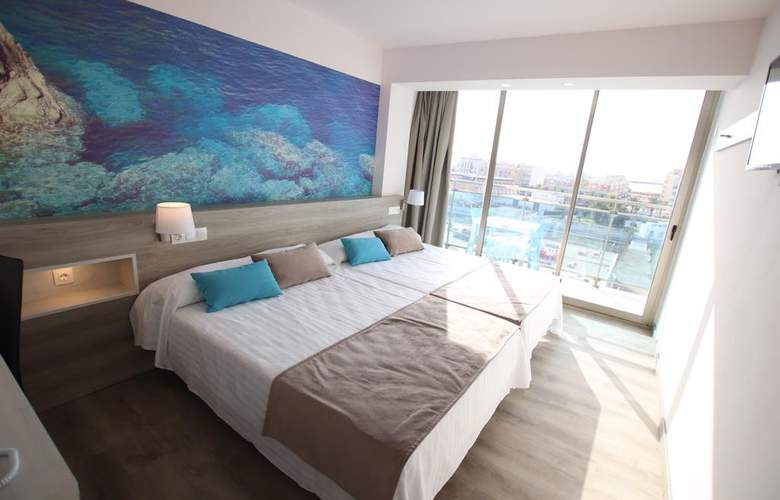 Ohtels Roquetas - Room - 10