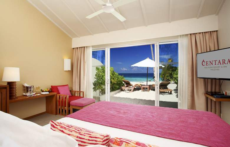 Centara Ras Fushi Resort & Spa Maldives - Room - 11