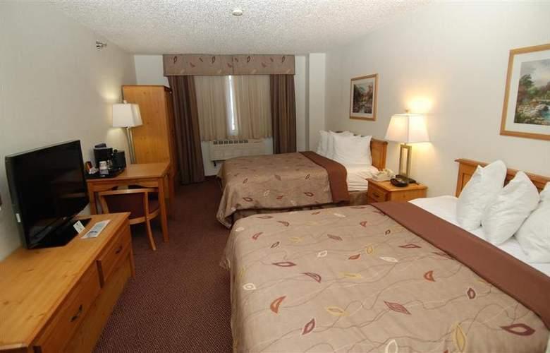 Best Western Alpenglo Lodge - Room - 40