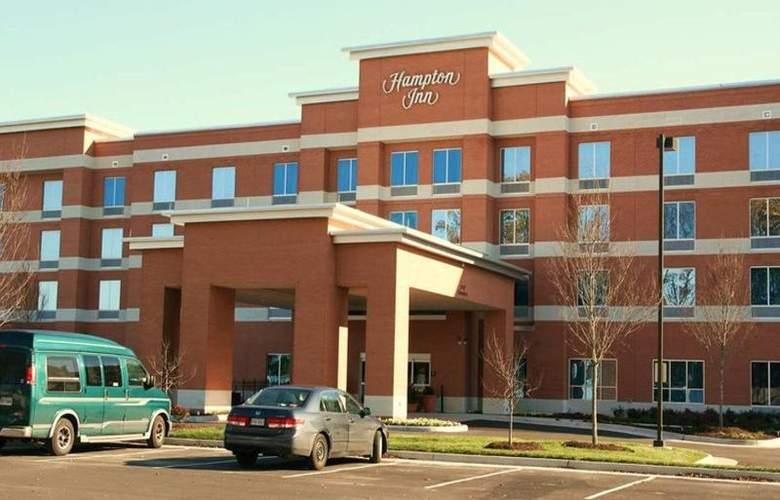 Hampton Inn Hampton-Newport News - Hotel - 4