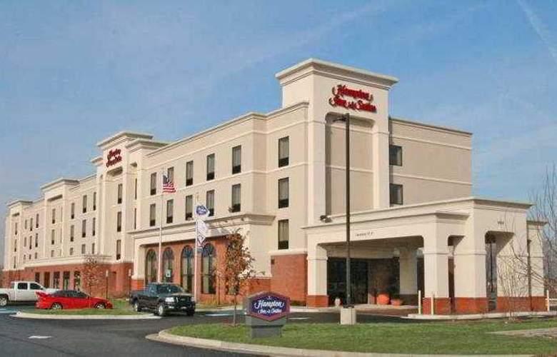 Hampton Inn & Suites Indianapolis-Airport - Hotel - 0