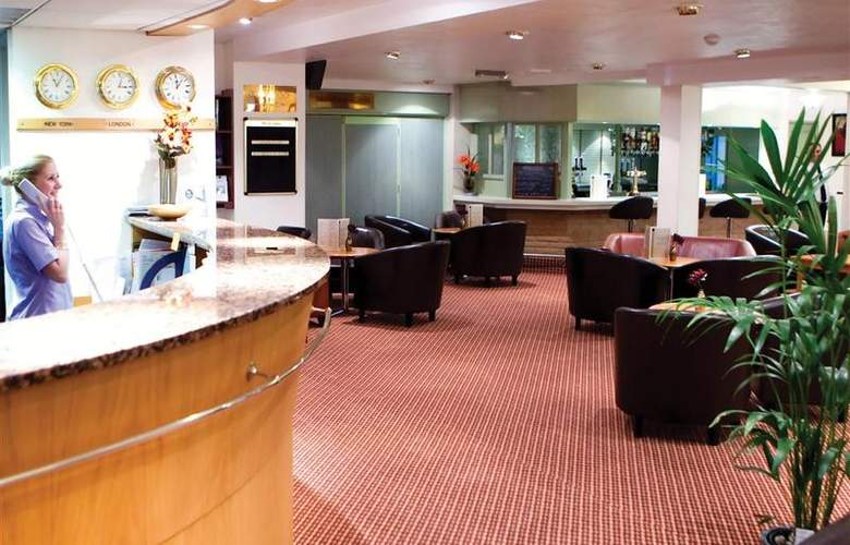 Best Western White House Watford - Hotel - 38