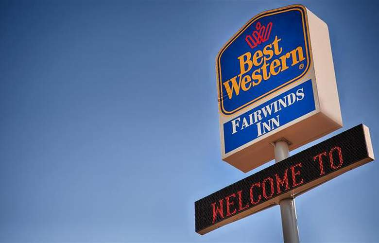 Best Western Fairwinds Inn - Hotel - 24