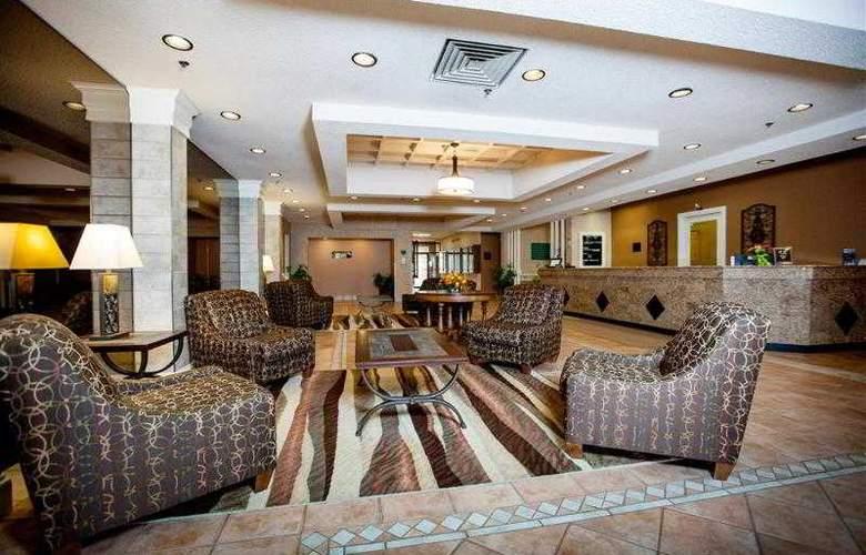 Best Western Glengarry Hotel - Hotel - 45