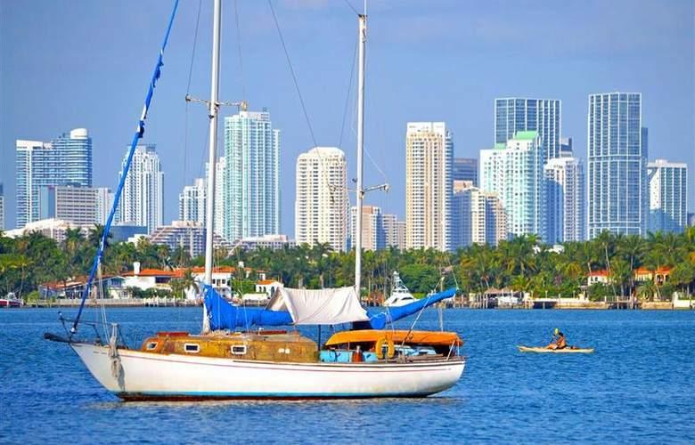 Best Western Plus Atlantic Beach Resort - Hotel - 63