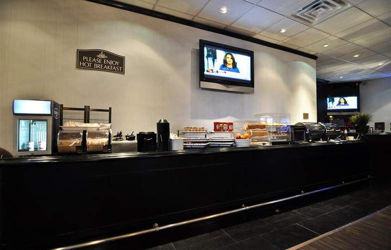 Best Western Plus Newark Airport West - Restaurant - 103