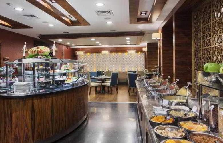 Bera Ankara Hotel - Restaurant - 8