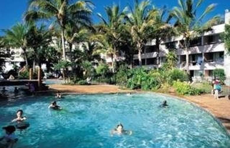 Tangalooma island resort Deep Blue Apartments - Pool - 4