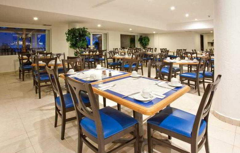Holiday Inn Cancun Arenas - Restaurant - 26