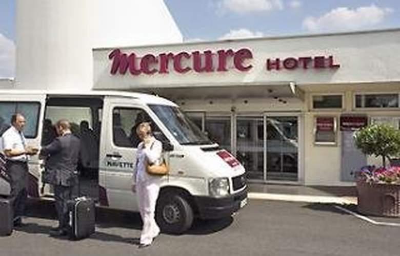 Mercure Orly Aeroport - General - 2
