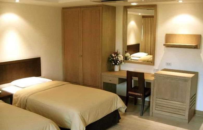 Tropicana Hotel Pattaya - Room - 3