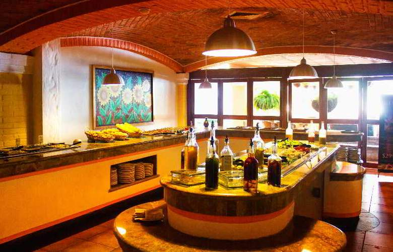 Hacienda Hotel & Spa - Restaurant - 9