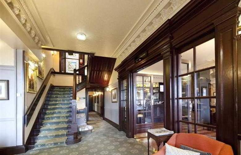 BEST WESTERN Braid Hills Hotel - Hotel - 171