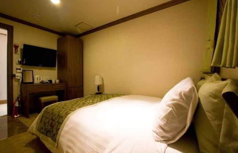 J Hill Hotel Myeongdong - Room - 1