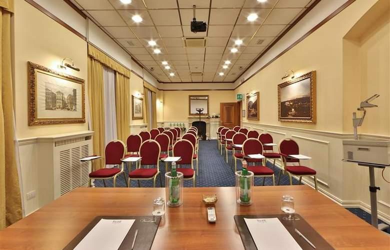 Best Western Hotel Felice Casati - Conference - 8