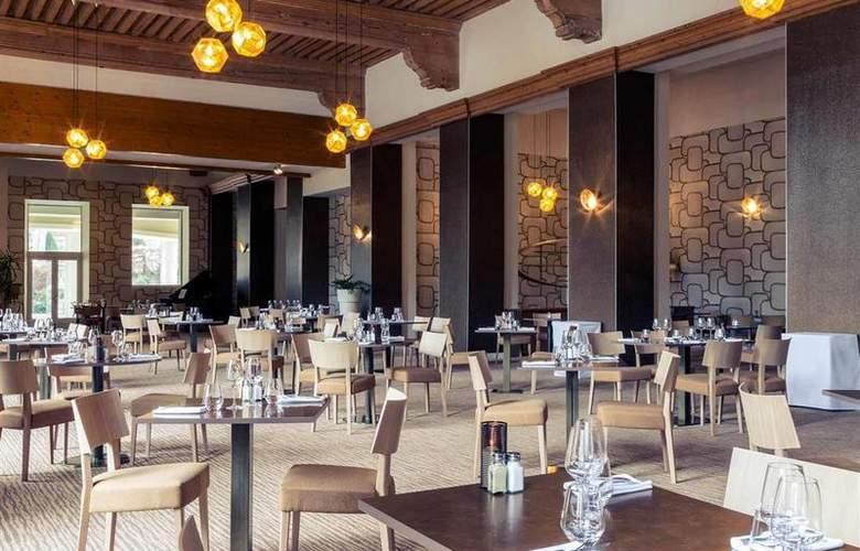 Mercure Brides-Les-Bains Grand Hôtel Des Thermes - Restaurant - 15
