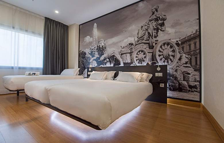 B&B Madrid Aeropuerto T4 - Room - 5