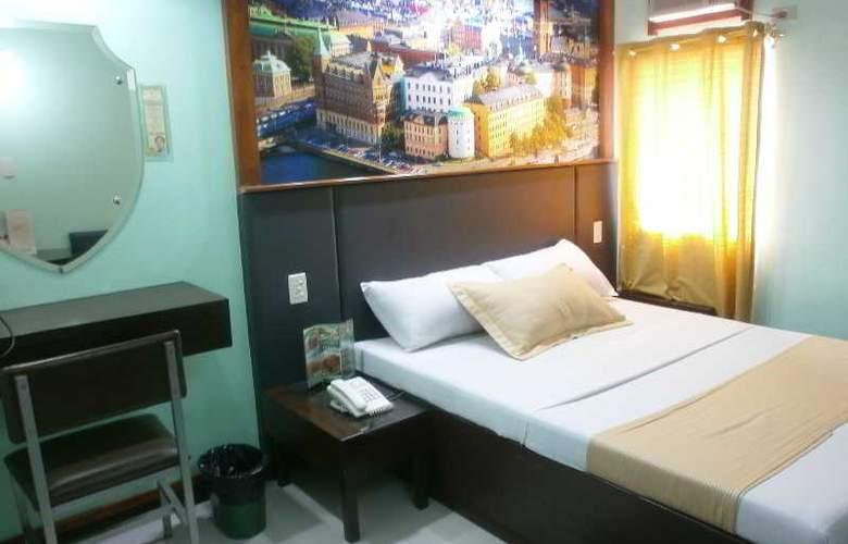 Eurotel Hote Naga - Room - 2
