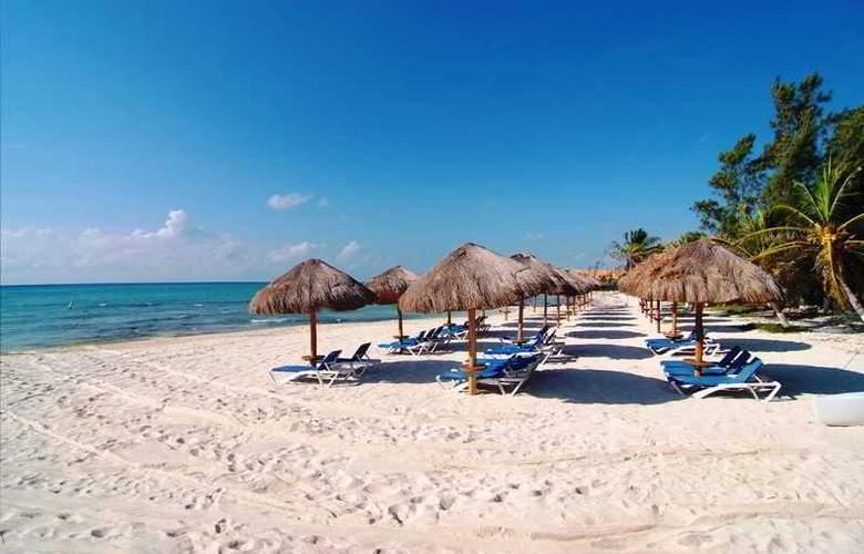 Sandos Caracol Eco Resort & Spa - Beach - 28