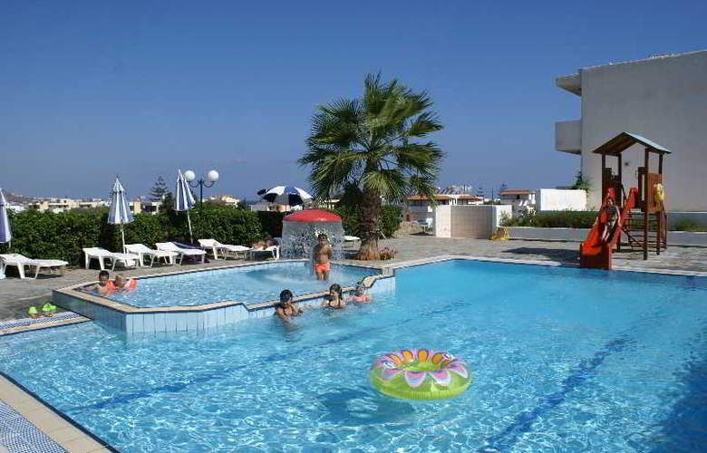 Kyknos Beach Hotel and Bungalows - Pool - 15