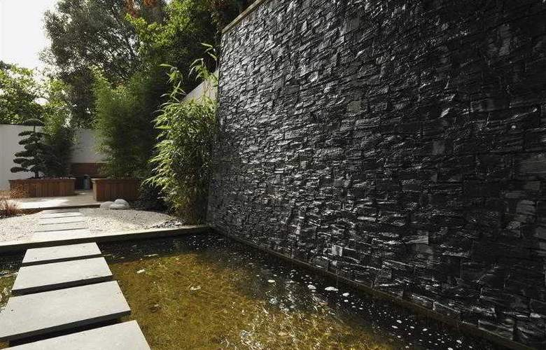 Best Western Garden And Spa La Baule - Hotel - 13