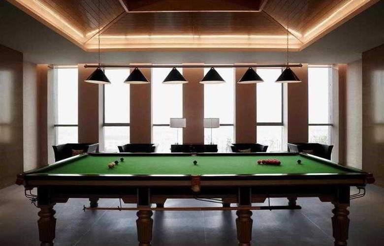 Pullman Wuxi New Lake - Hotel - 34