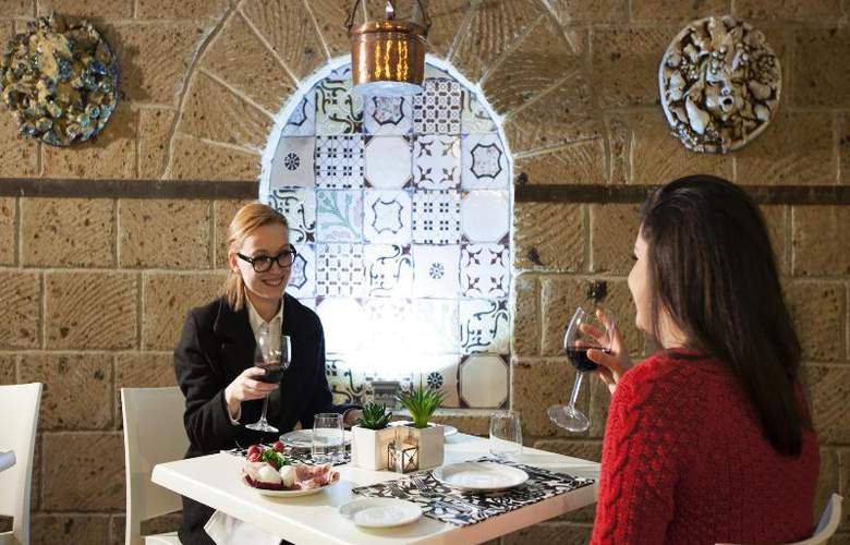 Grand Hotel Tiberio - Restaurant - 5