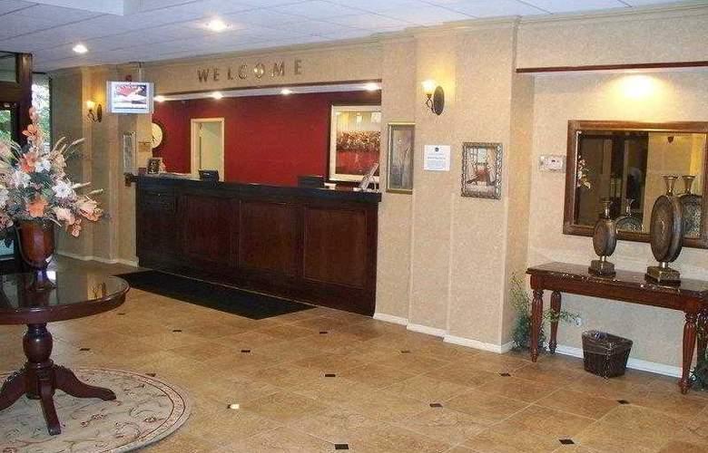 Best Western Baltimore West - Hotel - 8