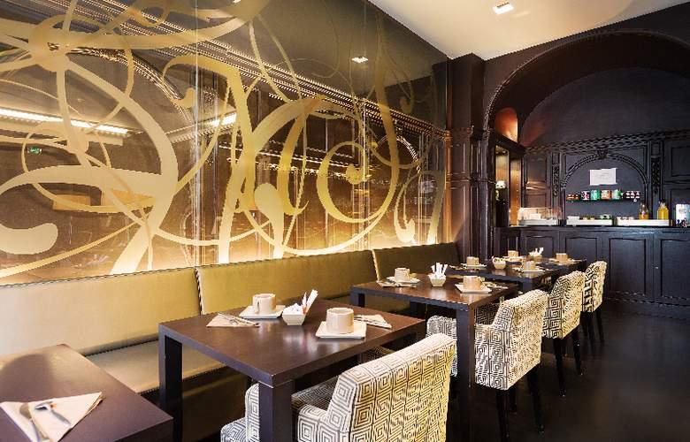 Chambellan Morgane - Restaurant - 8