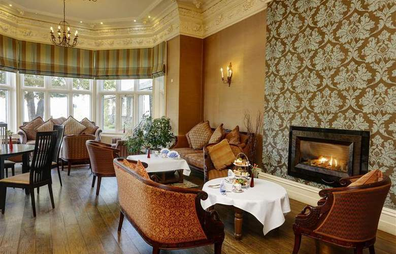 Best Western Walworth Castle Hotel - Restaurant - 85