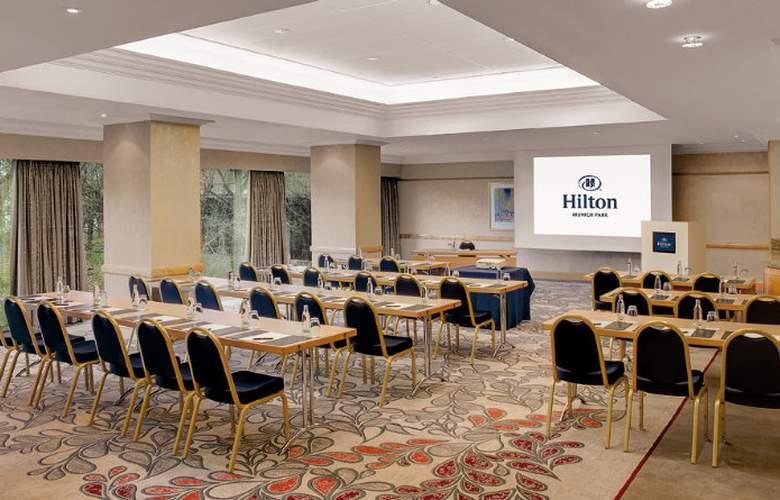 Hilton Munich Park - Conference - 7