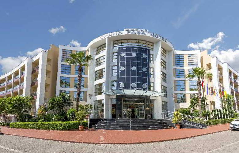 Grand Pasa Hotel - Hotel - 0